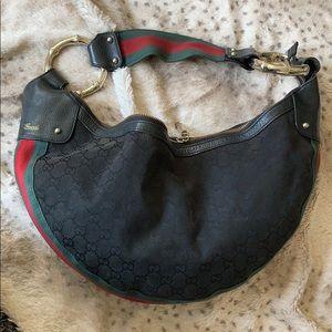 42e7c5cc7 Women Gucci Monogram Hobo Bag on Poshmark